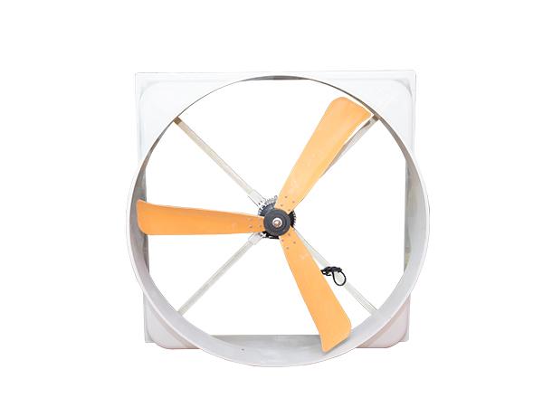 模压玻璃钢三叶大风量负压风机