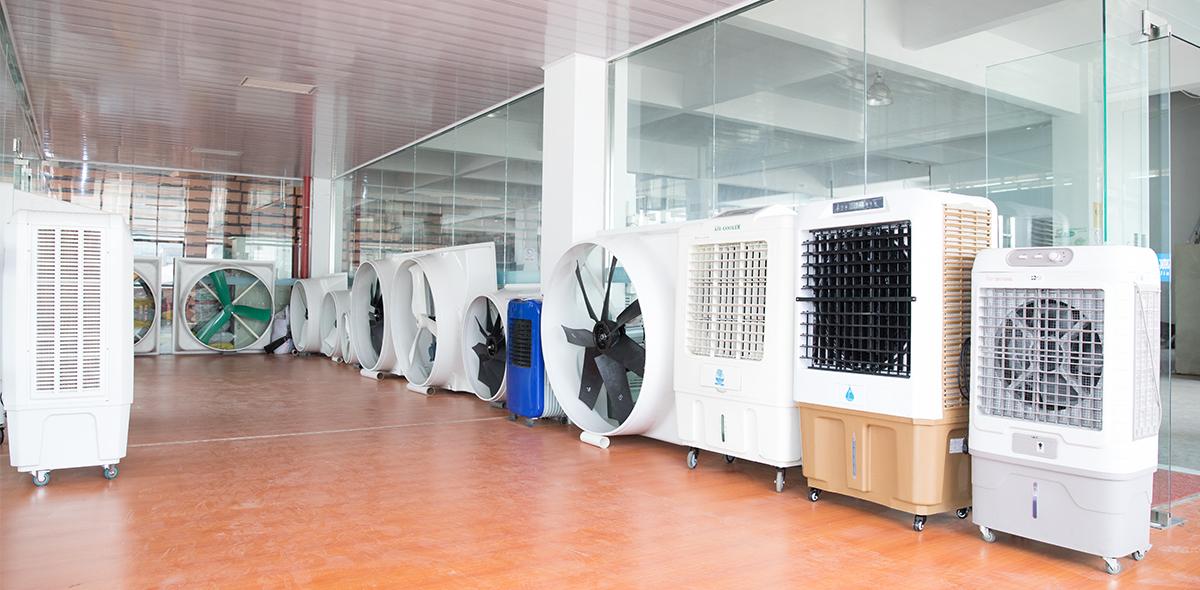 降温设备的使用与维护方法有介绍