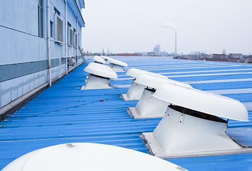 屋顶排烟机工程