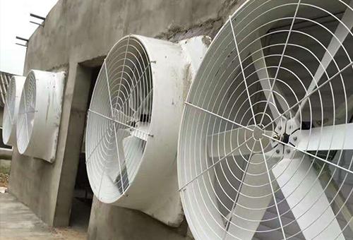 负压风机与排风扇的区别讲解